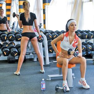 Фитнес-клубы Кресцов