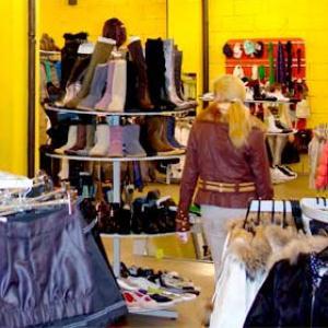 Магазины одежды и обуви Кресцов