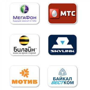 Операторы сотовой связи Кресцов