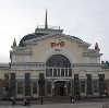 Железнодорожные вокзалы в Кресцах