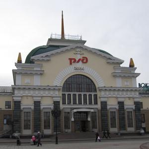 Железнодорожные вокзалы Кресцов